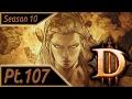 My Best Rift to Date! Rank 223! | Haskie Plays - Diablo III (Season 10 Crusader) - Part 107