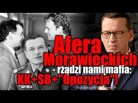 """Afera Morawieckich - rządzi nami mafia: KK+SB+""""Opozycja""""! IDŹ POD PRĄD NA ŻYWO 2019.05.20"""
