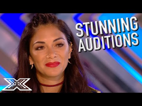 STUNNING Auditions Leave Judges In SHOCK | X Factor Global