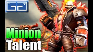 Raynor Update! Guide of Abilities and Talents (3/4) HOTS Raynor Rework Solo Lane Build Gameplay!