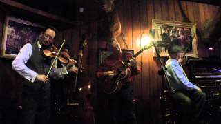 """SOLID OLD MAN"": THE IVORY CLUB BOYS at RANCHO NICASIO (March 2, 2014)"