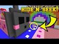 Minecraft: KAWAII ANIMALS HIDE AND SEEK!! - Morph Hide And Seek - Modded Mini-Game