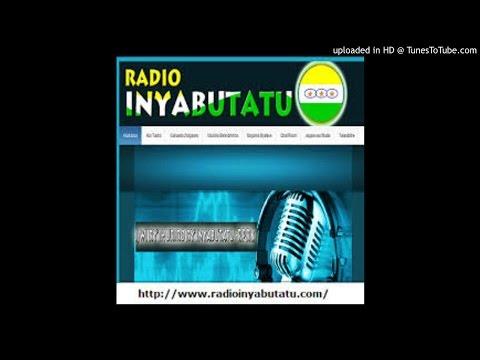 RADIO INYABUTATU IRABAGEZAHO IKIGANIRO KIBANDA KU BIBAZO RUSANGE BY'U RWANDA