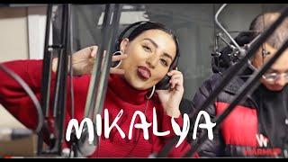 [Exclu] MIKALYA INTERVIEW #LEWARMUP 102.3FM