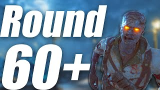 der eisendrache 1 49 flawless high round attempt call of duty black ops 3 zombies
