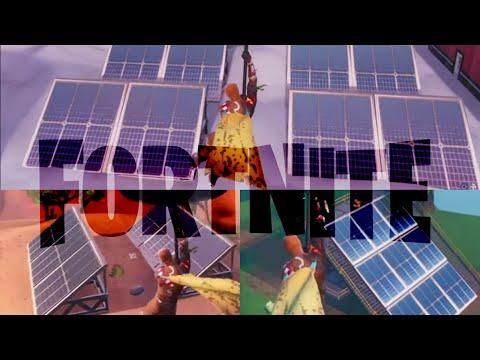 fortnite-dÉfis-:-visiter-un-champ-de-panneaux-solaires-dans-la-neige,-le-désert-et-la-jungle