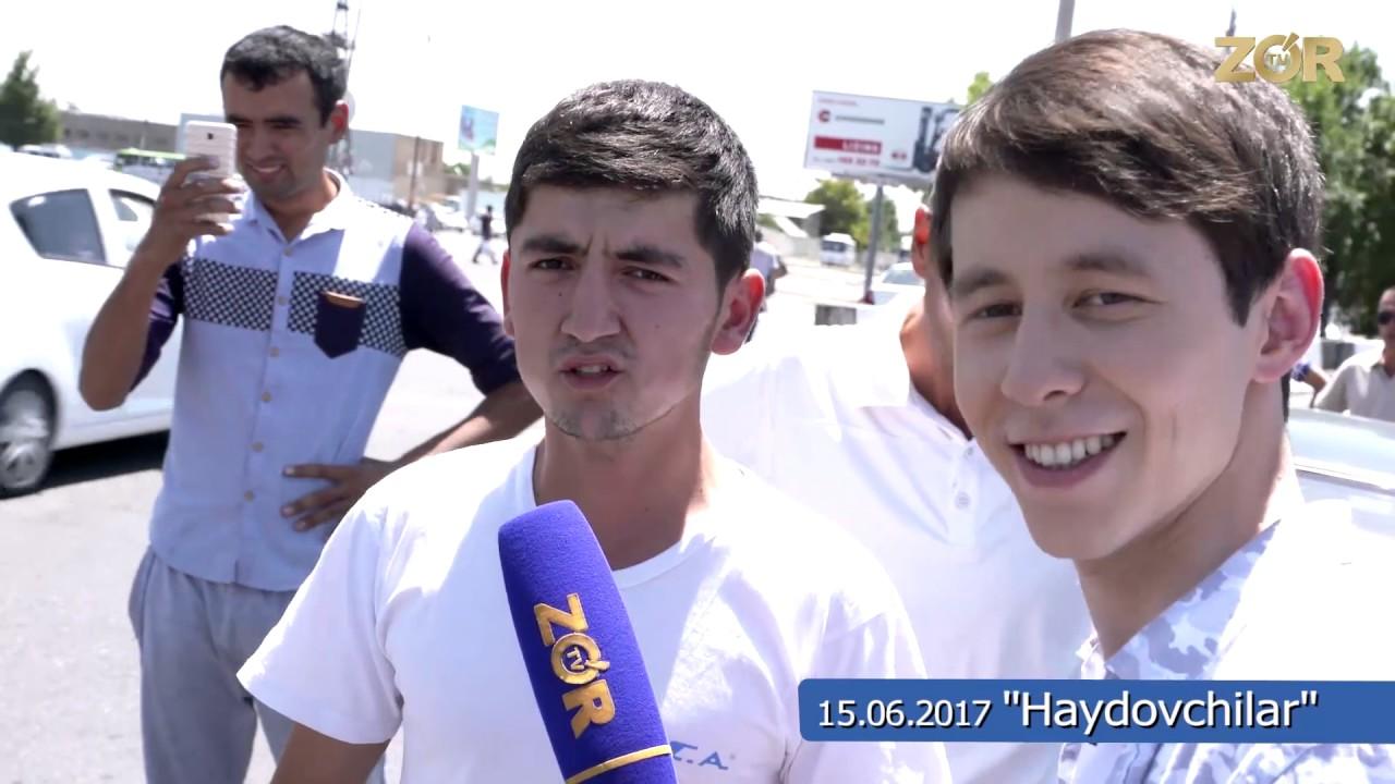 Real Xit - Sarxisob iyun 2017 (Ozodbek Nazarbekov)
