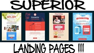 Best Landing Page | Squeeze Page | Opt-in Software