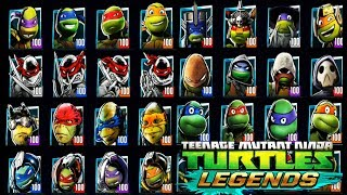 Черепашки ниндзя Легенды #318  СЦЕНЫ НАСИЛИЯ  Испытания мультфильм игра TMNT Legends