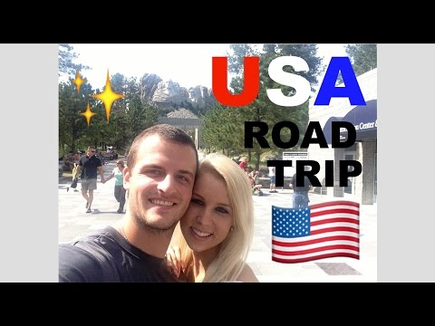 USA Cross-Country Road Trip 2015 - GoPro Hero 4 Silver