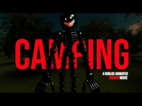 CAMPING Official Movie | A Roblox Animated Horror Movie