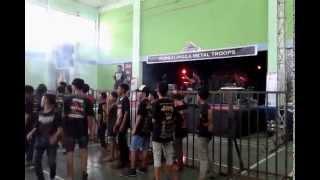 """LATAHZAN - purbalingga islamic death metal - """"Lingkaran kebencian"""" live"""