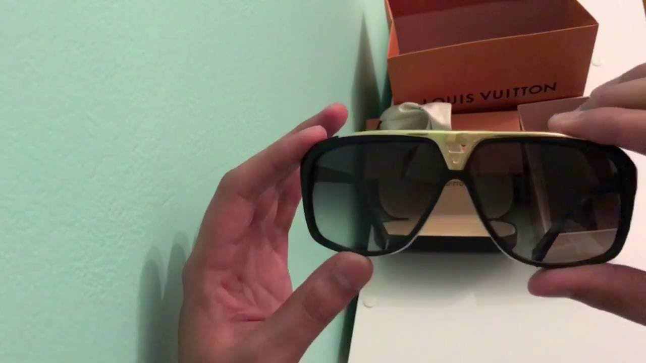 ccd72302c44 UNBOXING LOUIS VUITTON EVIDENCE MILLIONAIRE BLACK !!!!!!!!!!!!!!! REAL OG