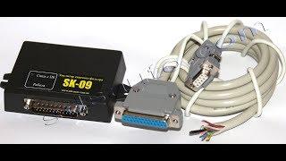 Адаптация эмулятора сажевого фильтра SK-09