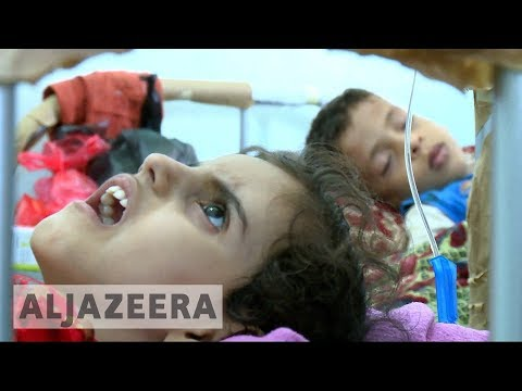 One million cholera cases reported in Yemen 🇾🇪
