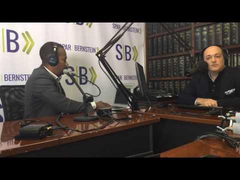 The Law Offices of Spar & Bernstein | Episode 10 LIVE (12-5-16)