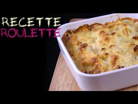 Recette gratin de chou fleur l ger youtube - Choux de bruxelles recette gratin ...