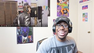 IAmTheRealAk - Thotiana (REMIX) REACTION! OHH HE GOT THE BEST REMIX FORSURE!