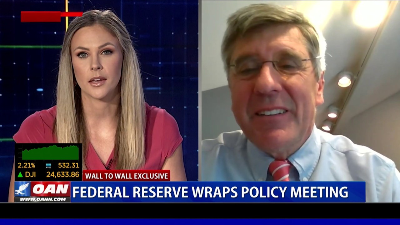 Wall to Wall: Breaking Down Fed Meeting and GDP with Stephen Moore