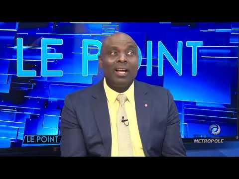 le point 13 Aout 2019 Jacques Sauveur Jean