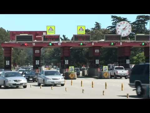 Golden gate bridge toll plaza webcam
