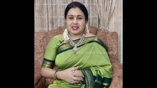 Guess! Happy news|மகிழ்ச்சியான செய்தி சொல்லப் போகிறேன்