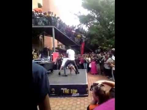 UJ Bash Dance Off, SA House Music