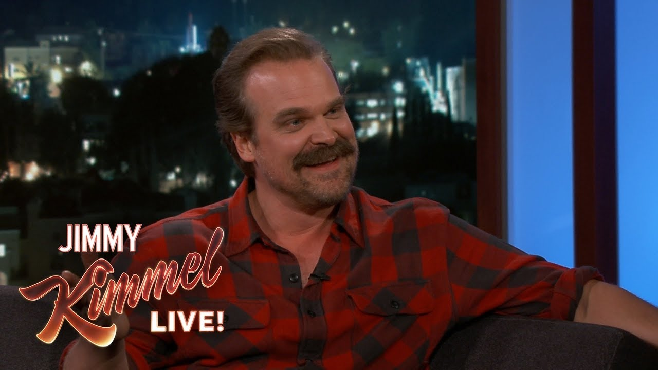 David Harbour Can't Keep Stranger Things Secrets