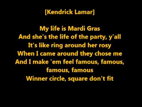 Terrace Martin ft. Kendrick Lamar - Triangle Ship  Lyrics