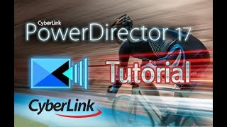 CyberLink PowerDirector 17 - Full Tutorial for Beginners [15 MINS]