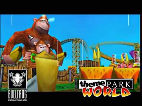 sim theme park full game download
