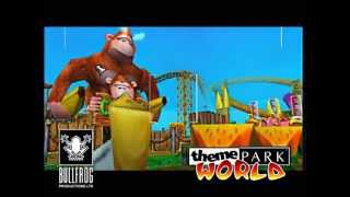 Sim Theme Park/Theme Park World - official trailer (EUR, 1999) Playstation/PS2/Mac/PC