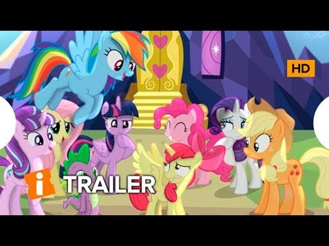 My Little Pony O Filme Trailer Dublado Youtube
