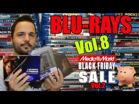 Blu-ray Movies (Vol.8) - HD - BLACK FRIDAY II - OPINIÓN - Review de John Doe