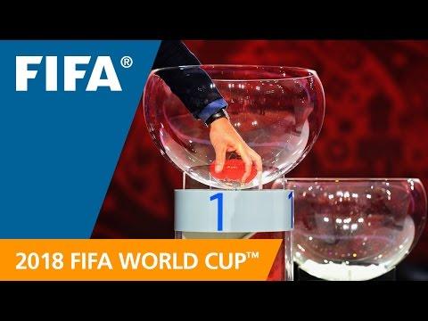 World Cup Draws Through History