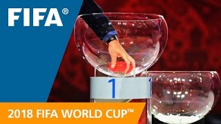 World Cup Draws Through History