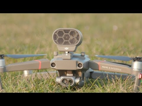 Welsh town uses drone to urge people to stay at home