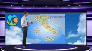 Previsioni meteo Italia, 11 Agosto 2017