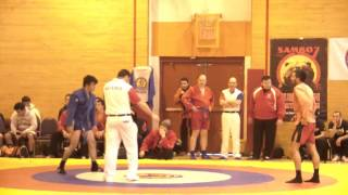 Sambo Usa Open 2012
