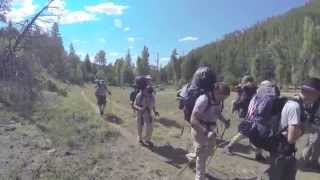 The Mountains of Philmont (GoPro)