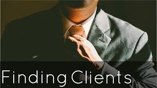 How Do You Find Clients In Web Development Or Web Design