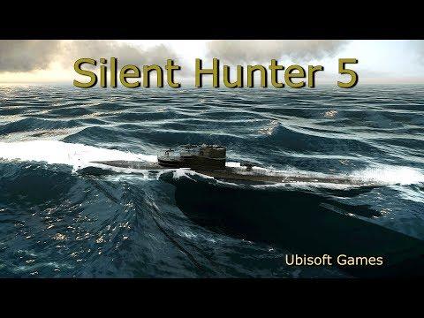 Silent Hunter 5 - U-Boat Convoy Attack!