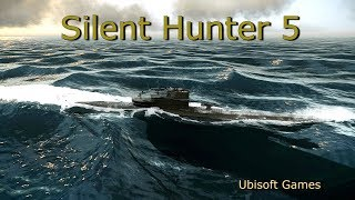 Silent Hunter 5 - U-Boat Convoy Attack!