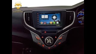 Alien Android Car Infotainment System For Baleno