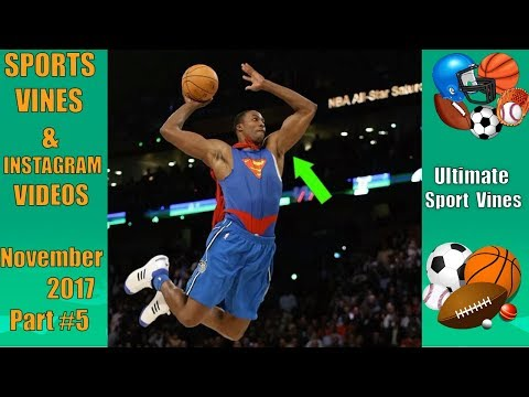 The BEST Sports Vines of November 2017 (Part 5) | With Titles