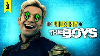 The Philosophy of THE BOYS - Wisecrack Edition