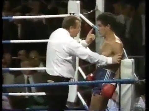 Gary Stretch V Ernesto Rafael Sena DirtyRoughFunny Fight 1989