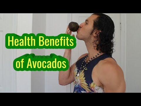 Health Benefits of Avocado (SUPERFOOD DIET)