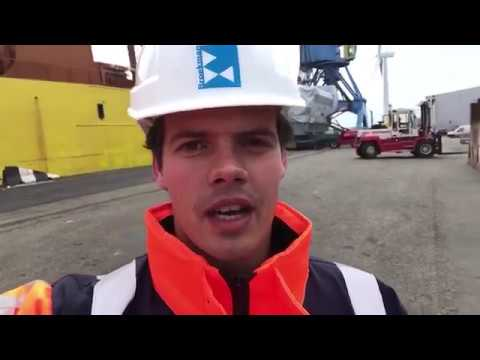 Vlog Tomas: Trainee Project Logistics BPL