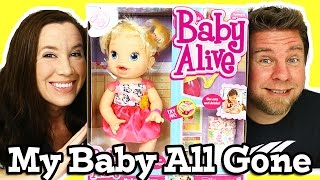 Baby Alive My Baby All Gone Doll Review